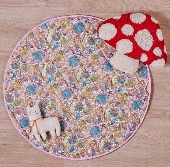 Neptune's Kingdom Baby Play Mat