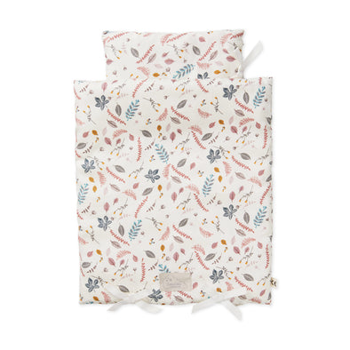 Dolls Bedding Set -Pressed Leaves