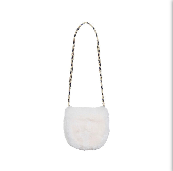 Cherise Fur Hip Bag