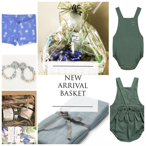 New Arrival Basket
