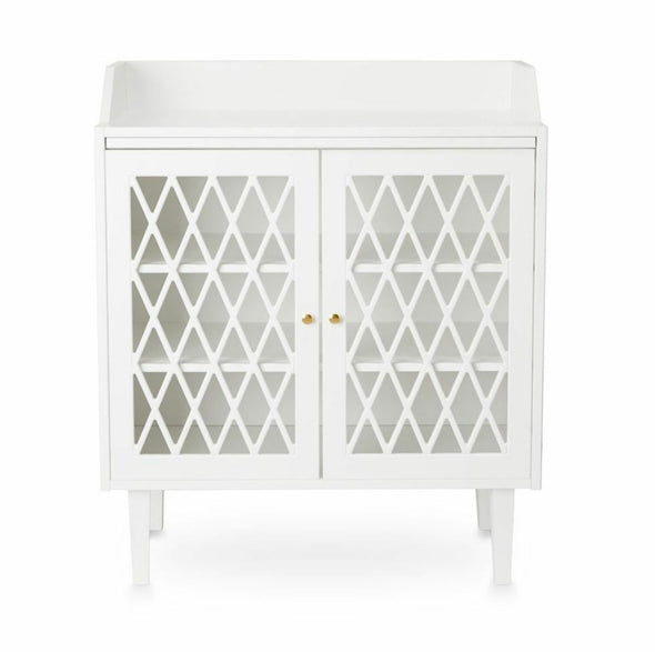 Harlequin Changing Table White (Pre-Order Only)