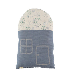 House Cushion - Minako Cornflower