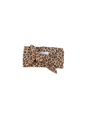 Animal Headband Caramel