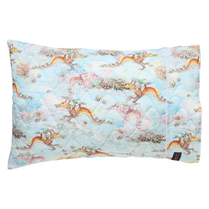MAY GIBBS X KIP&CO OCEAN BABES QUILTED SINGLE PILLOWCASE