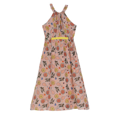 Charis Pleaded Swing Dress
