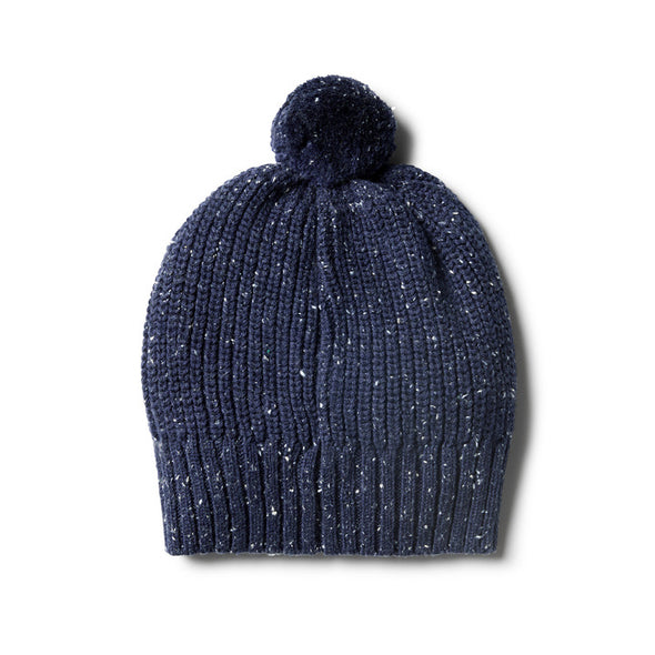 Twilight Knitted Spot Hat