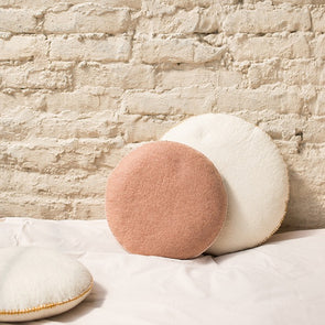 Smartie Cushion QUARTZ PINK