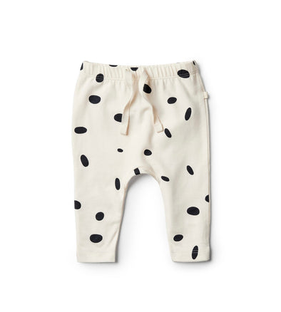 Organic Speckled Spot Leggings