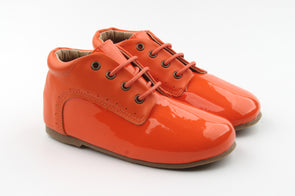 Elwood Boots - Coral