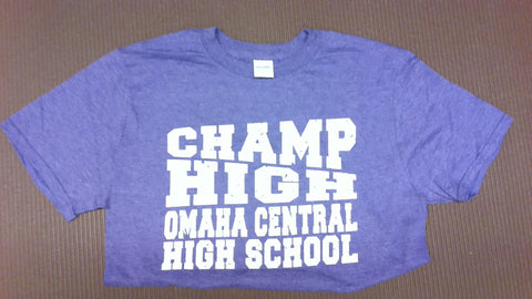 Champ High T-Shirt