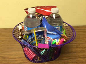Finals Week Survival Baskets