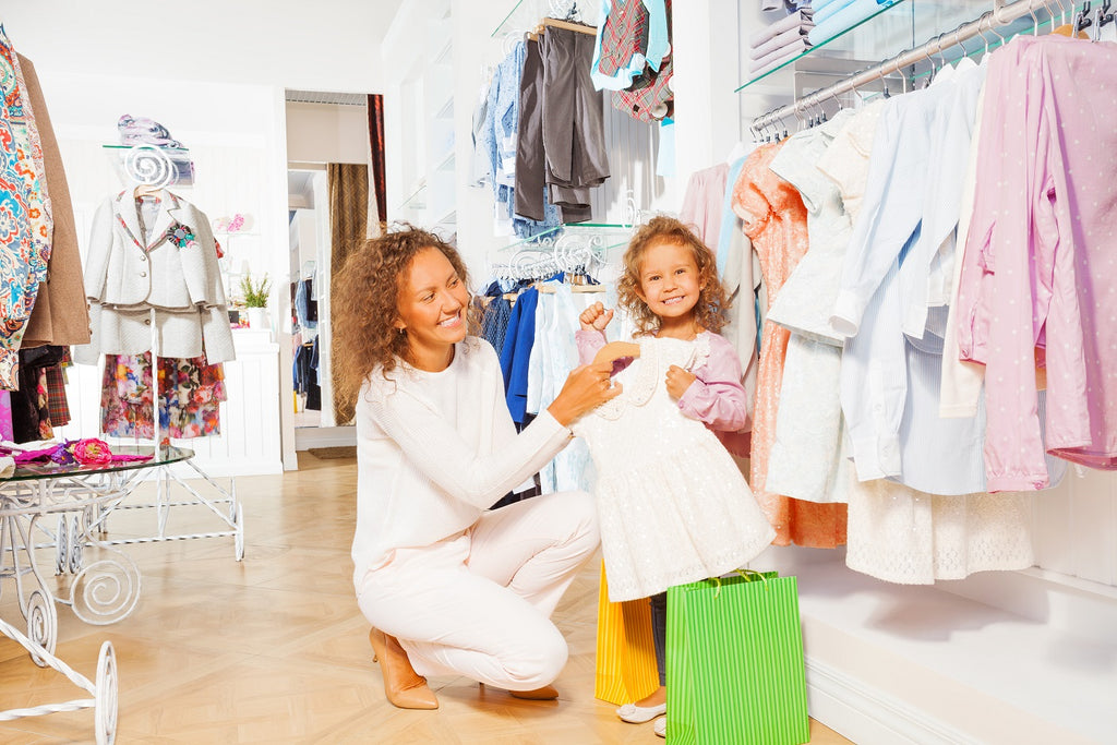 14 Second Hand Shopping Tips for Toddler Clothes