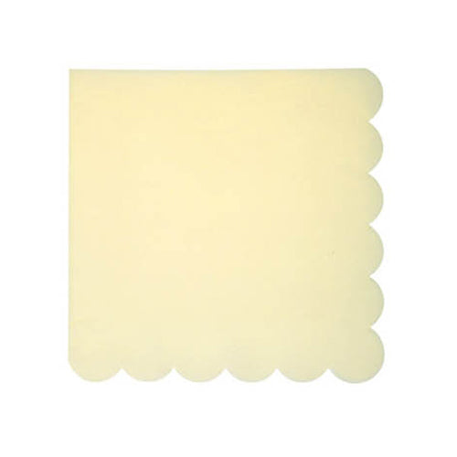 Pastel Yellow | Napkins