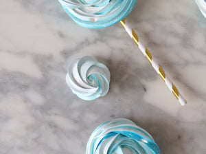 Meringue Pops + Roses Kit (blue)