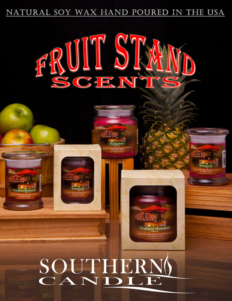 Cranberry Marmalade - 8oz Classic Jar Scented Candle - Southern Candle