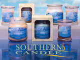 Clean Air Mango Vanilla - 16oz Decorator Jar Scented Candle - Southern Candle