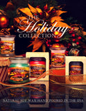 Mistletoe - 16oz Decorator Jar Scented Candle - Southern Candle