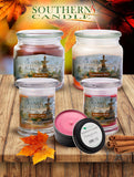 Fall Designer Line Gift Set Scented Candles - Southern Candle