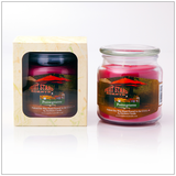 Pomegranate - 16oz Decorator Jar Scented Candle - Southern Candle