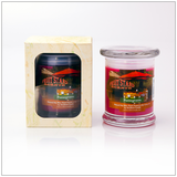 Pomegranate - 8oz Classic Jar Scented Candle - Southern Candle
