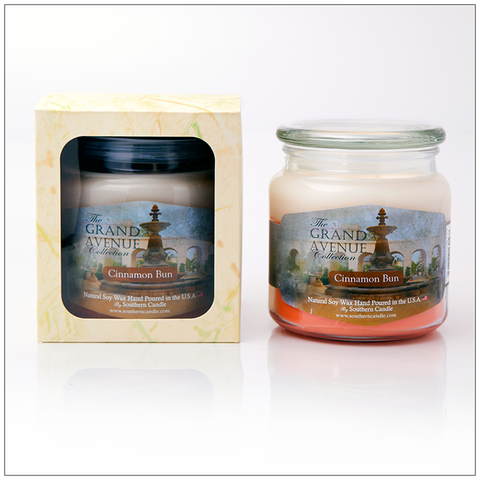 Home For the Holidays - 6 oz Travel Tin Scented Candle