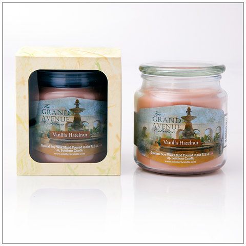 Christmas Tree - 16oz Decorator Jar Scented Candle