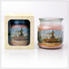 Vanilla Hazelnut - 16oz Decorator Jar Scented Candle - Southern Candle