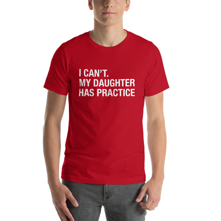 {Practice-Daughter} • Unisex Fashion Fit Tee • COLOR OPTIONS