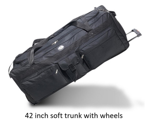 soft trunk for camp