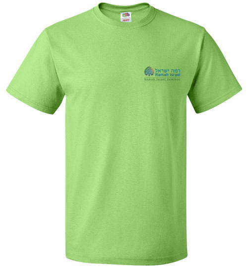 Ramah Israel Seminar Short Sleeve T-Shirt Traditional Logo