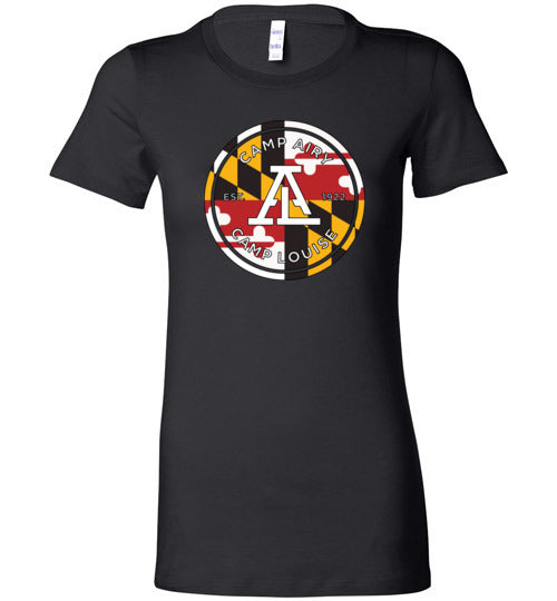 Maryland Logo Women's Short Sleeve T-Shirt