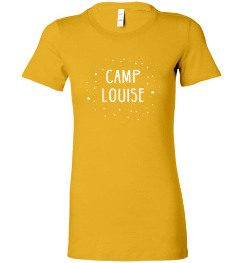 Camp Louise Stars Women's Short Sleeve T-Shirt