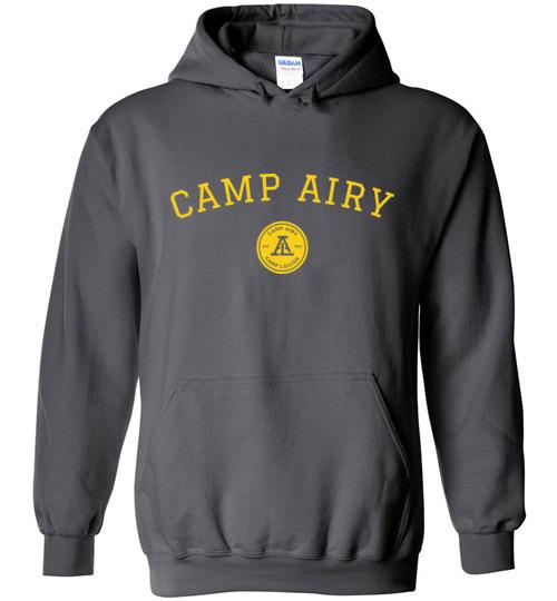 Camp Airy Collegiate Heavy Blend Hoodie Youth