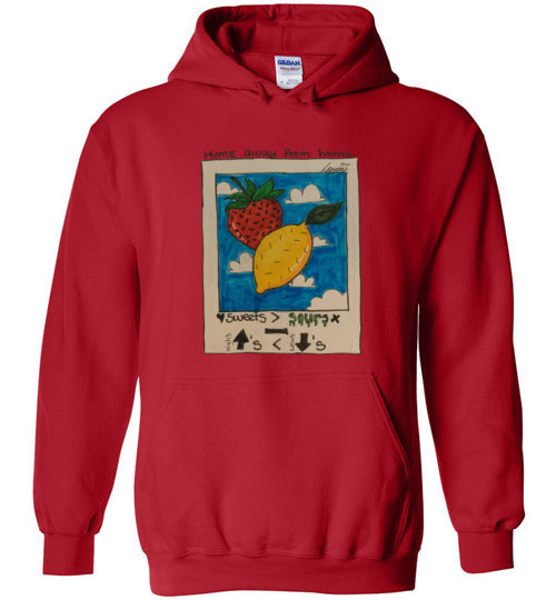 Sours Pullover Hoodie