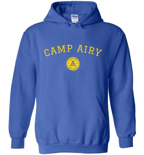 Camp Airy Collegiate Heavy Blend Hoodie Adult