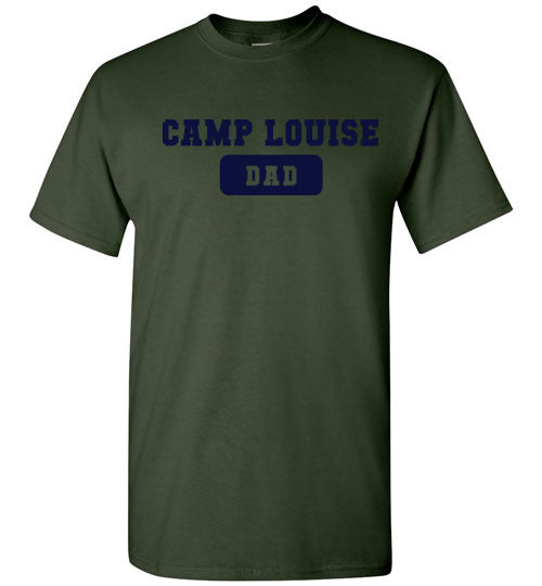 Camp Louise Dad Short Sleeve T-Shirt Adult
