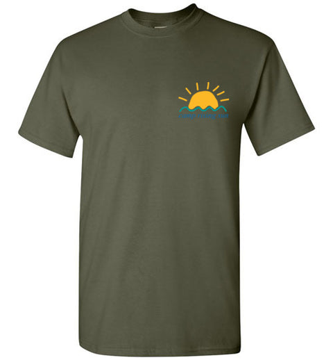 Camp Rising Sun Short-Sleeve T-Shirt