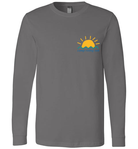 Camp Rising Sun Long Sleeve T-Shirt