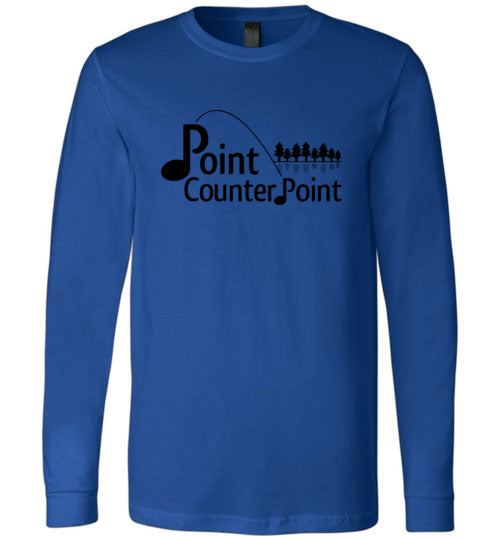 Logo Canvas Long Sleeve T-Shirt