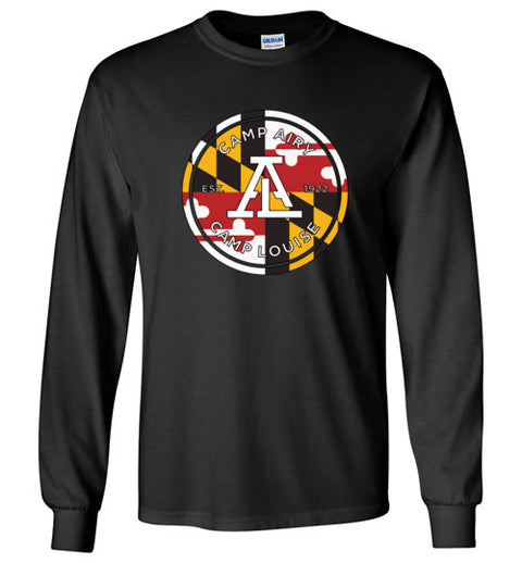 Gildan Long Sleeve T-Shirt Youth