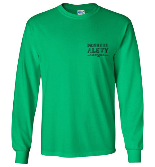 Alevy Long Sleeve T-Shirt - Color Logo
