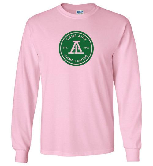 Standard 1 Color Logo Long Sleeve T-Shirt Youth