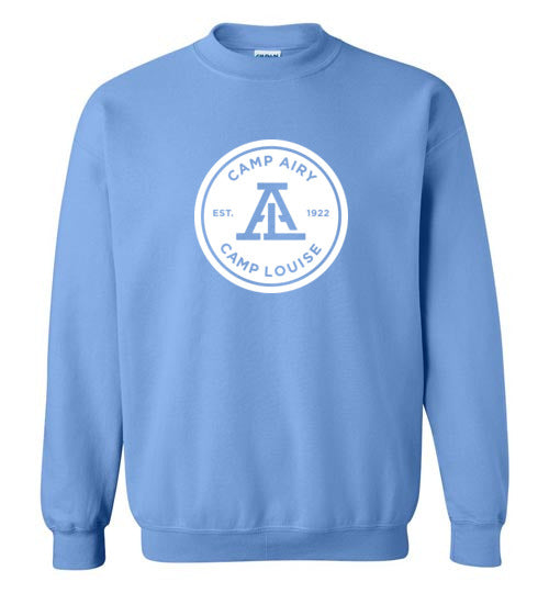 Standard 1 Color Logo Crewneck Sweatshirt Adult