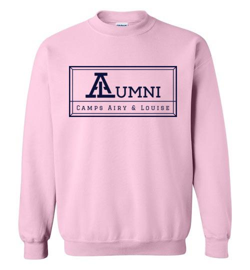 Alumni Rectangle Crewneck Sweatshirt Adult