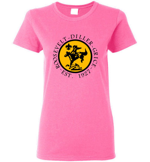 Roosevelt Women's Short Sleeve T-Shirt