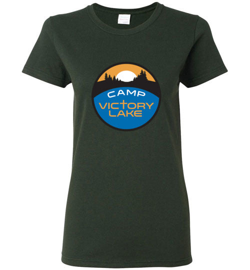 Victory Lake Women's Short Sleeve T-Shirt