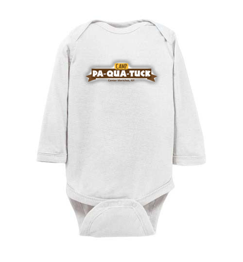 "Yagilu ""Drool the Forest"" Baby Long Sleeve Onesie"