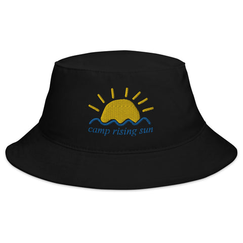 Camp Rising Sun Bucket Hat