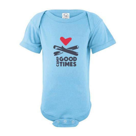 Camp Goodtimes Baby Bodysuit Onesie