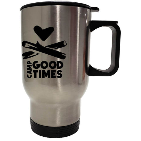 Camp Goodtimes Travel Mug